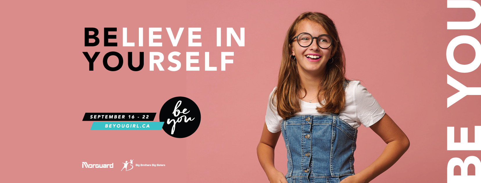 BE YOU GIRL – September 21st – Coquitlam Centre