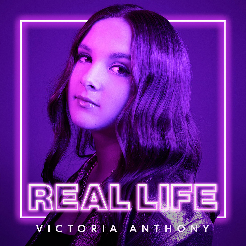Real Life - Single by Victoria Anthony