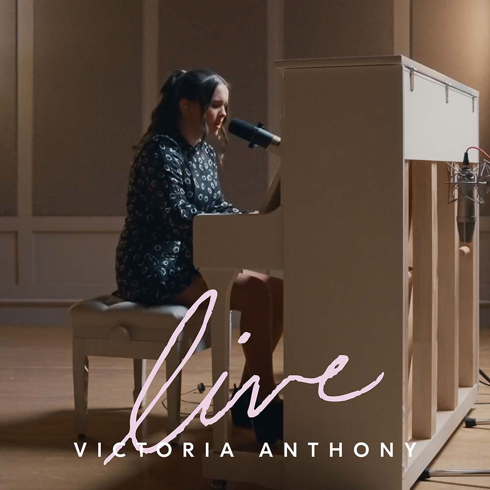 Live EP by Victoria Anthony
